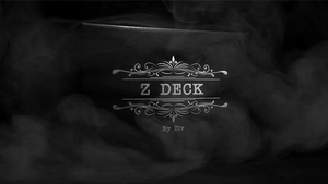 Z DECK (Blue) by ziv - Trick
