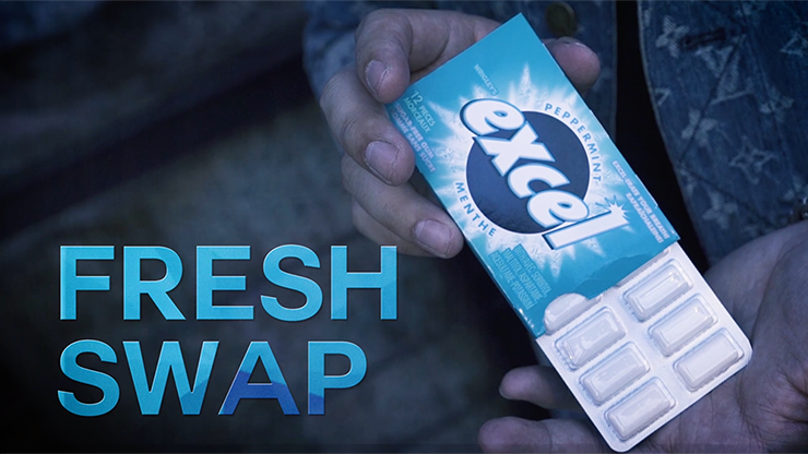 Fresh Swap (DVD and Gimmicks) by SansMinds Creative Lab - DVD.