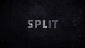 Split (DVD and Gimmicks) by EVM - DVD