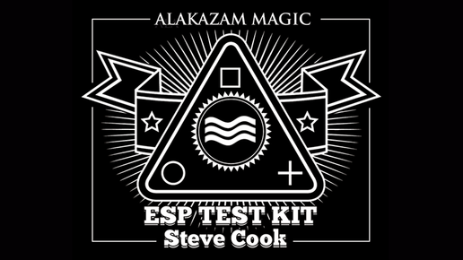 ESP Test Kit (Gimmicks and Online Instructions) by Steve Cook - Trick.