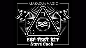 Kit de test ESP (gadgets et instructions en ligne) par Steve Cook - Trick.