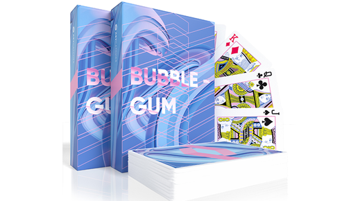 AEY Catcher Bubble Gum Edition Spielkarten.
