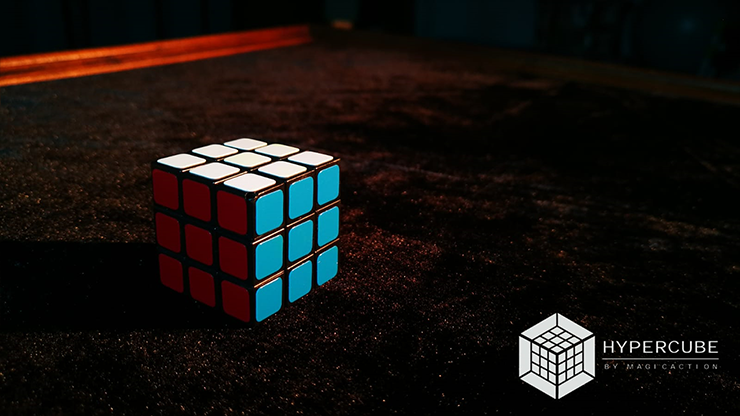 Hypercube By Magic Action - Trick.