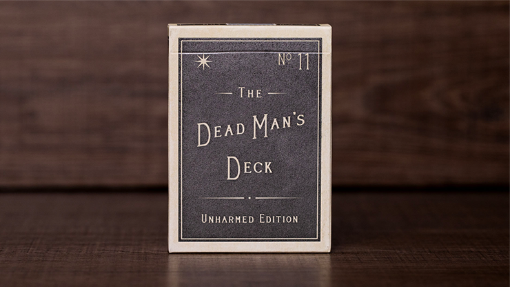 Cartes à jouer The Dead Man's Deck: Unharmed Edition