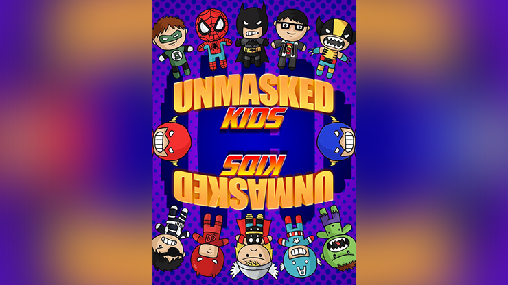 Unmasked Kids by Arkadio & Solange - Trick