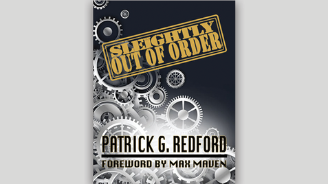 Sleightly Out Of Order de Patrick Redford - Livre