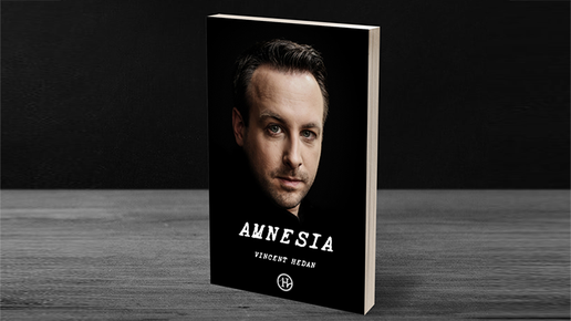 Amnesia by Vincent Hedan - Book