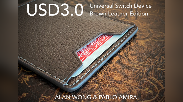 USD3 - Dispositif de commutation universel MARRON par Pablo Amira et Alan Wong - Astuce