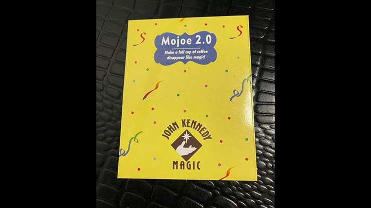 Mojoe 2.0 von John Kennedy Magic - Trick