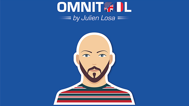 OMNITOOL (Gimmicks und Online-Anweisungen) von Julien Losa & Magic Dream - Trick