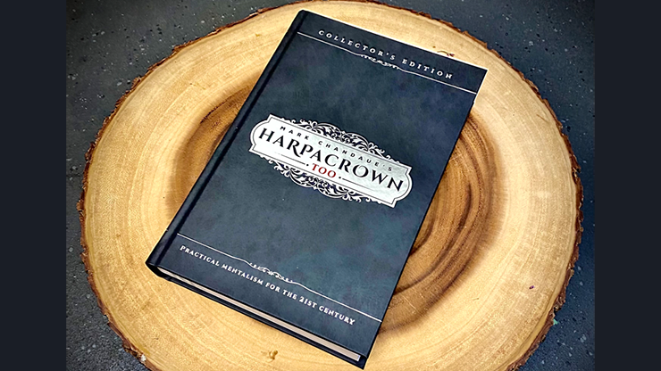 Mark Chandaues HARPACROWN TOO (Collector's Edition) von Mark Chandaue - Buch