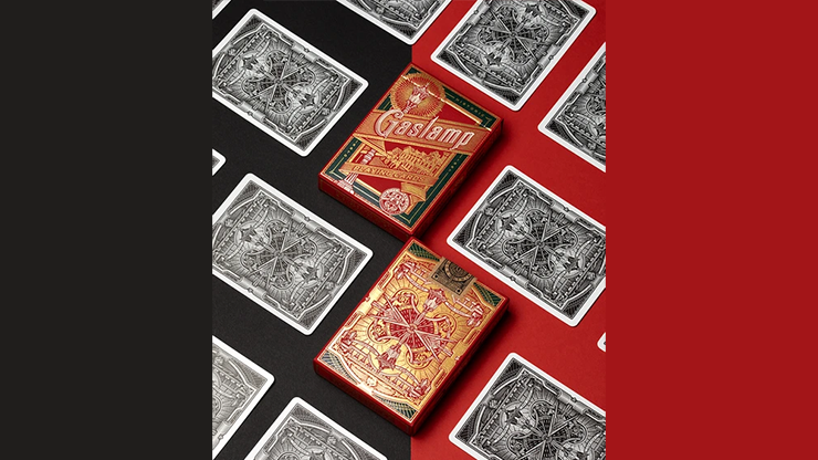 Gaslamp Playing Cards by Art of Play
