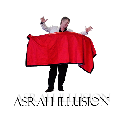 Asrah Illusion von Tora Magic.