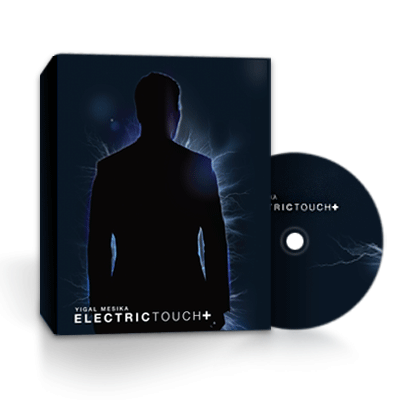 Electric Touch + (Plus) DVD und Gimmick von Yigal Mesika - Trick.