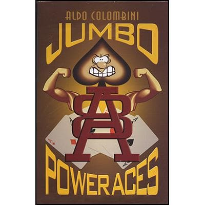 Jumbo Power Aces de Aldo Colombini - Truco.