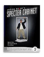 Specter Cabinet by Andrew Mayne - Book