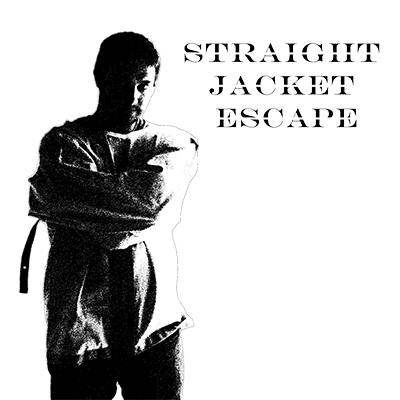 Escape Artist's Straight Jacket (xl) by Premium Magic - Trick
