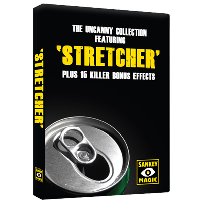 Stretcher (DVD & Gimmicks) by Jay Sankey - Trick.