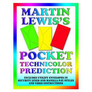 Technicolor Pocket Prediction by Martin Lewis - Trick