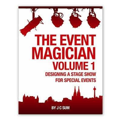 The Event Magician (Volume 1) by JC Sum - Book