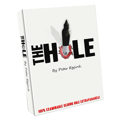 The Hole (with DVD) by Peter Eggink - Trick
