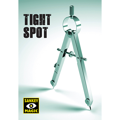 TIGHT SPOT (DVD+GIMMICK) by Jay Sankey - Trick
