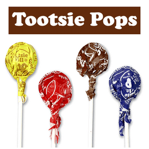 Tootsie Pops by Ickle Pickle Products - Trick