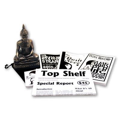 Top Shelf by Docc Hilford - Book