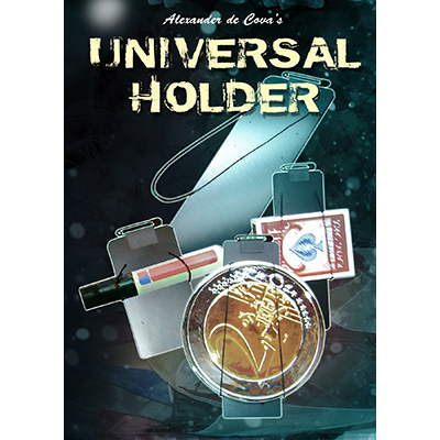 The Universal Holder by Alexander De Cova - Trick