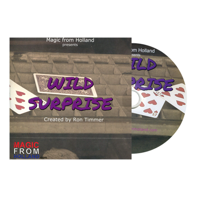 Wild Surprise (RED) de Ron Timmer - Truco.
