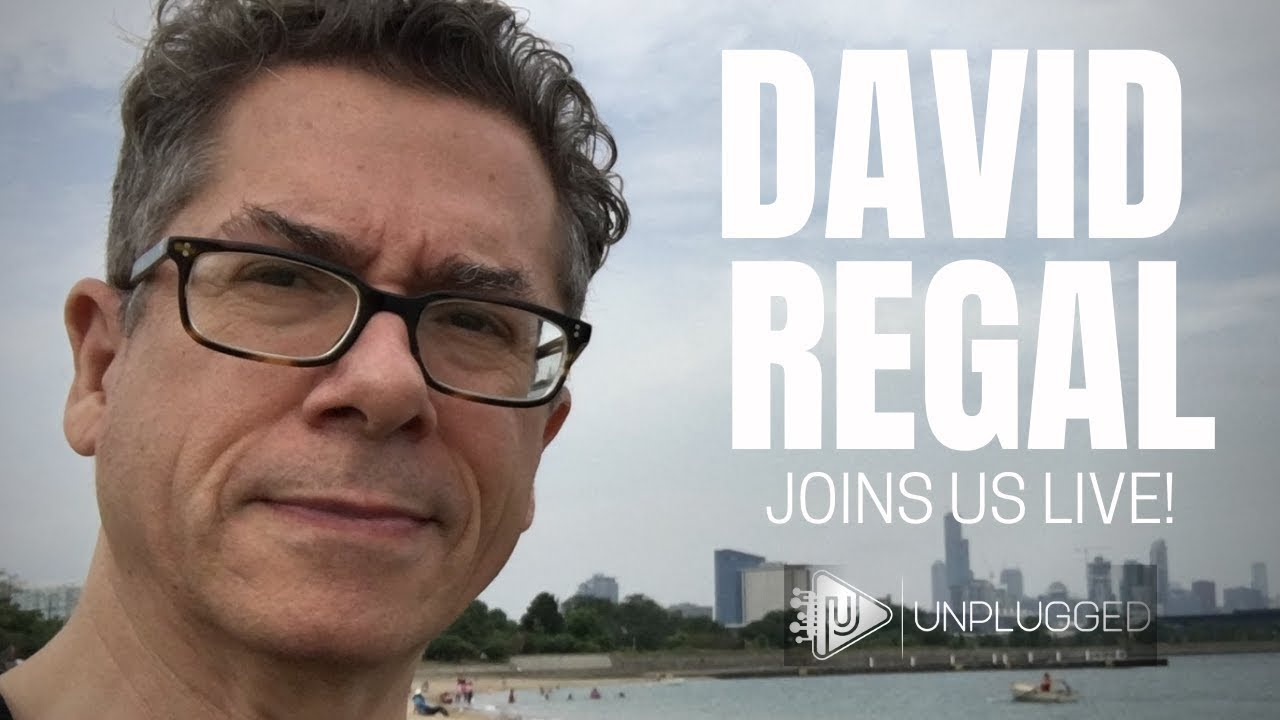 Live VideoChat with David Regal
