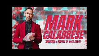 Live VideoChat with Mark Calabrese
