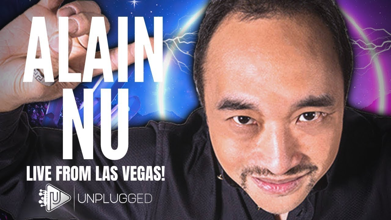 Live VideoChat with Alain Nu