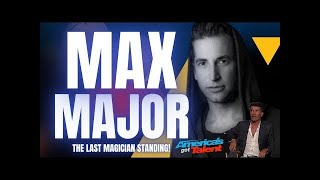 Live VideoChat with Max Major
