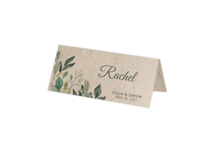 Placecards - GREENERY