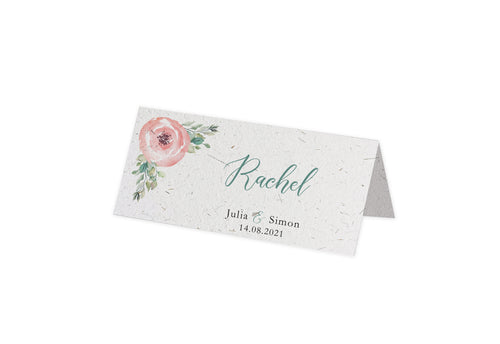 Placecards - ROSES