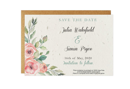 Save the Date - ROSES