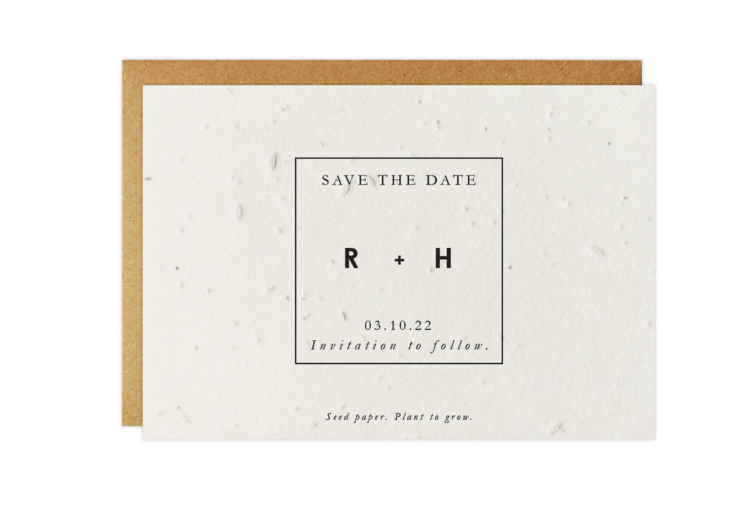 Save the Date - SQUARED