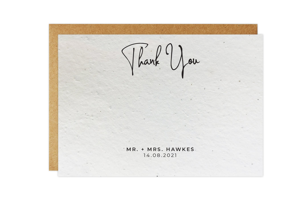 Thank You Cards - SIGNATURE