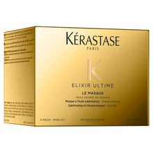 Load image into Gallery viewer, Kérastase Elixir Ultime Beautifying Oil Masque 200ml