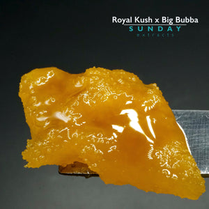 Royal Kush x Big Bubba