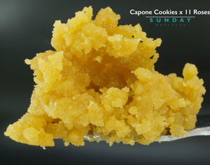 Capone Cookies x 11 Roses