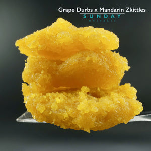Grape Durbs x Mandarin Zkittles