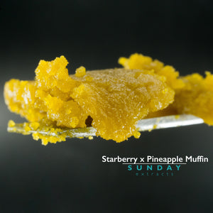 Starberry x Pineapple Muffin