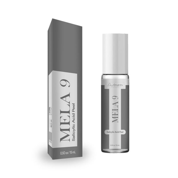 Mela9 Salicylic Acid Peel Roll On Pro Strength by Dark Parts