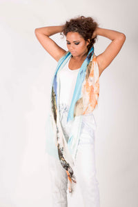 BAY OF FIRES CASHMERE & MODAL SCARF