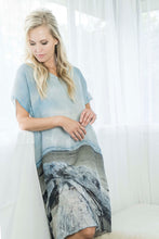 Load image into Gallery viewer, DRIFTWOOD LINEN KAFTAN