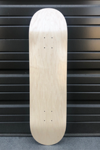 Load image into Gallery viewer, Blank Skateboard Deck Medium Concave Traditional Tapered Shape