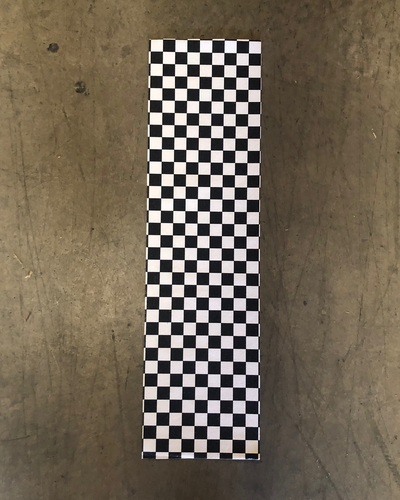 Blank Grip Tape 10 Pack Checker Pattern