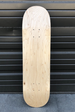 Load image into Gallery viewer, Blank Skateboard Deck Medium Concave